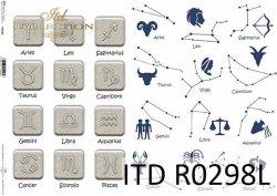Papier ryżowy ITD R0298L