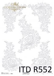 Papier ryżowy ITD R0552