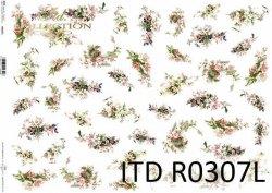 Papier ryżowy ITD R0307L