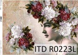 Papier ryżowy ITD R0223L