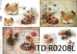 Papier ryżowy ITD R0208L