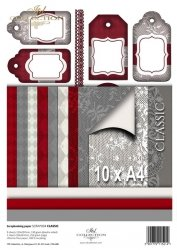 .Papier do scrapbookingu SCRAP-004 ''Classic''