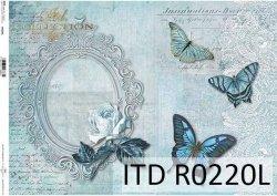 Papier ryżowy ITD R0220L