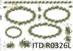 Papier ryżowy ITD R0326L