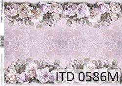 Papier decoupage ITD D0586M