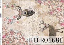 Papier ryżowy ITD R0168L