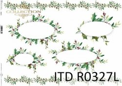 Papier ryżowy ITD R0327L