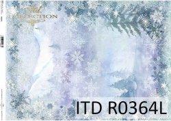 Papier ryżowy ITD R0364L