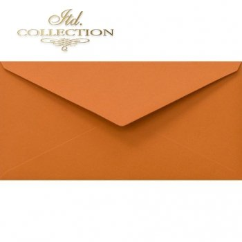 Конверт KP06.22 110x220 оранжевый