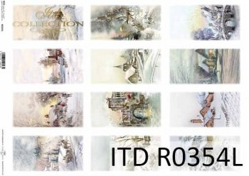 рисовая бумага для декупажа R0354L