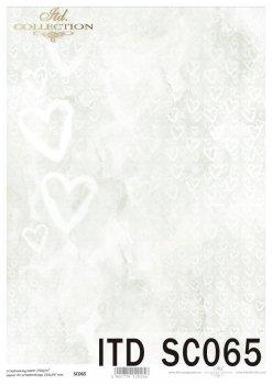 бумага для скрапбукинга SC0065
