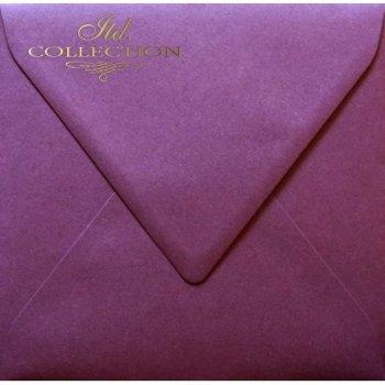 Конверт KP02.11 155x155 фиолетовый