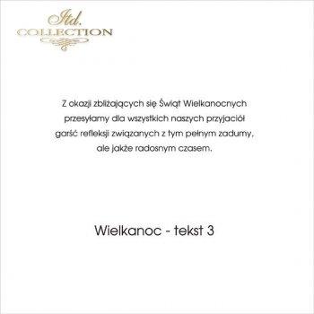 .пасхальные пожелания - на польском языке - 03