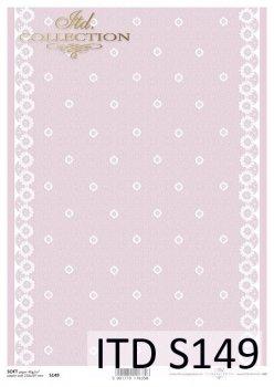 papír pro decoupage Soft S0149