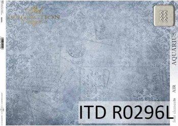 рисовая бумага для декупажа R0296L