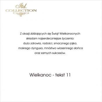.пасхальные пожелания - на польском языке - 11