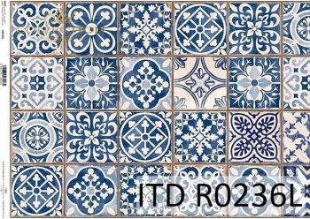 рисовая бумага для декупажа R0236L