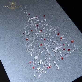 Рождественская и Новогодняя открытка K569