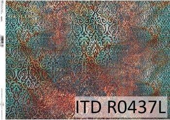 рисовая бумага для декупажа R0437L