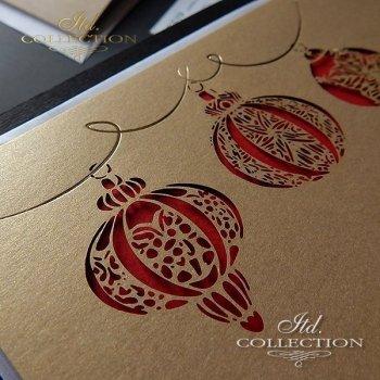 Vánoční karty / karta K550