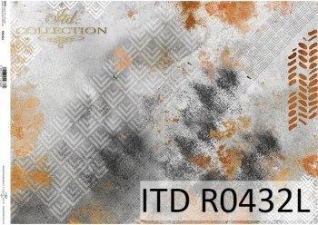 рисовая бумага для декупажа R0432L
