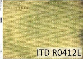 рисовая бумага для декупажа R0412L
