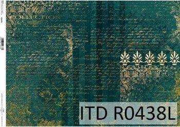рисовая бумага для декупажа R0438L
