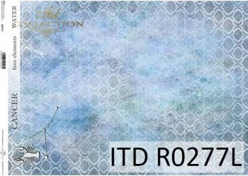 рисовая бумага для декупажа R0277L