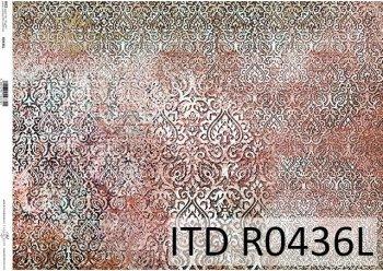 рисовая бумага для декупажа R0436L