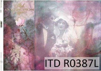 рисовая бумага для декупажа R0387L