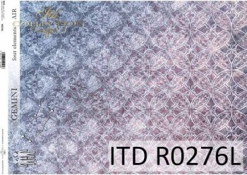 рисовая бумага для декупажа R0276L