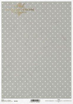 Reispapier für Serviettentechnik und Decoupage R1722