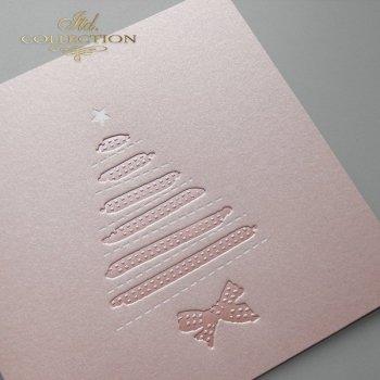 Weihnachtskarten für Unternehmen / Weihnachtskarte K613