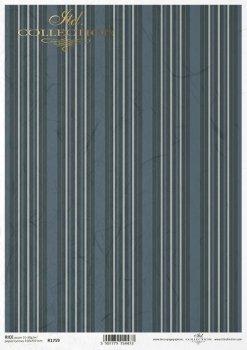 Reispapier für Serviettentechnik und Decoupage R1759