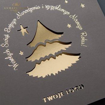 Weihnachtskarten für Unternehmen / Weihnachtskarte K571
