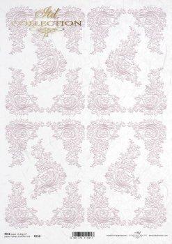 Reispapier für Serviettentechnik und Decoupage R0558
