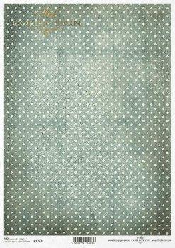 Reispapier für Serviettentechnik und Decoupage R1743