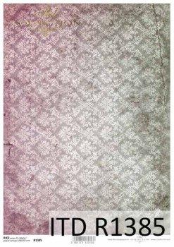 Reispapier für Serviettentechnik und Decoupage R1385