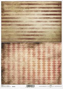 Reispapier für Serviettentechnik und Decoupage R1653