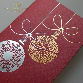 Weihnachtskarten für Unternehmen / Weihnachtskarte K616