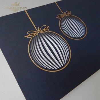 Weihnachtskarten für Unternehmen / Weihnachtskarte K600