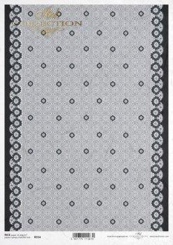 Reispapier für Serviettentechnik und Decoupage R0554