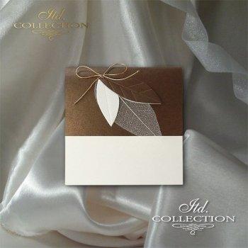 Einladungskarten / Hochzeitskarte 2033