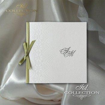 Einladungskarten / Hochzeitskarte 2023
