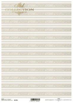 Reispapier für Serviettentechnik und Decoupage R1796