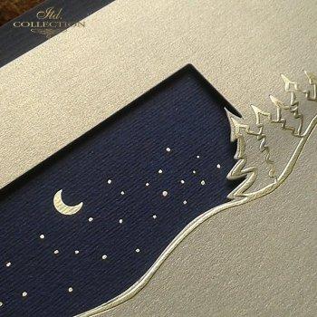 Weihnachtskarten für Unternehmen / Weihnachtskarte K513