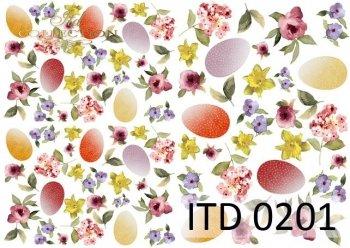 Decoupage paper ITD D0201M