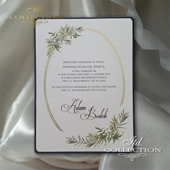 Holy Communion Invitation 2073