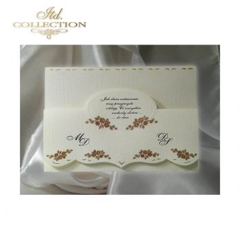Invitations / Wedding Invitation 1212