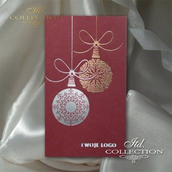 Christmas cards for business / Christmas card K616